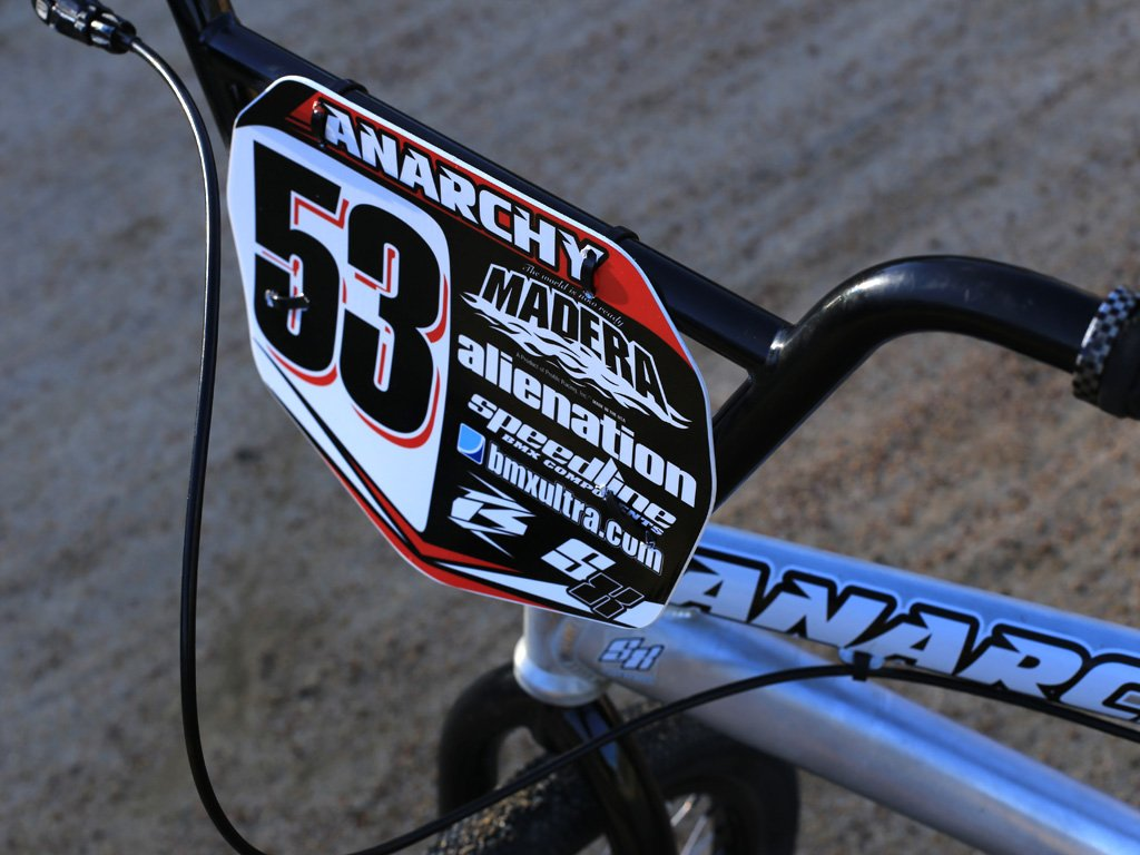 Sticker design for mountain bike - Custom Mtb Number Plate Stickers Signage