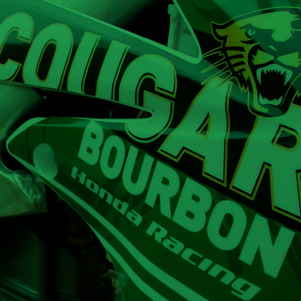 Cougar Bourbon Honda Racing