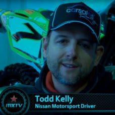 Todd Kelly Nissan Motorsport