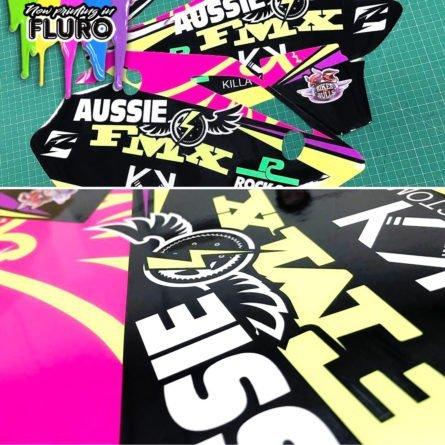Fluro MX Graphics