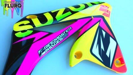 Fluro Custom MX Graphics