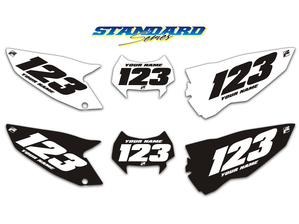 husaberg standard series number backgrounds