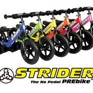 Strider Balance Bikes & Stickers