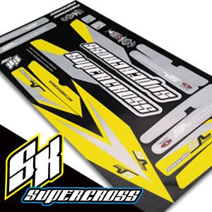 Frame Stickers & Decal Kits